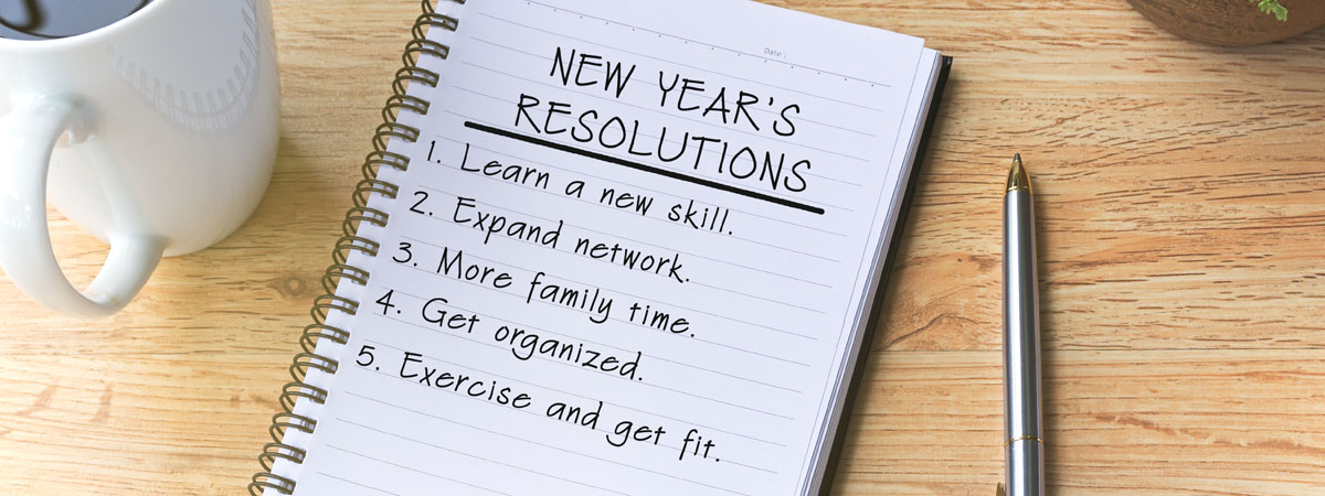 New Year`s resolution