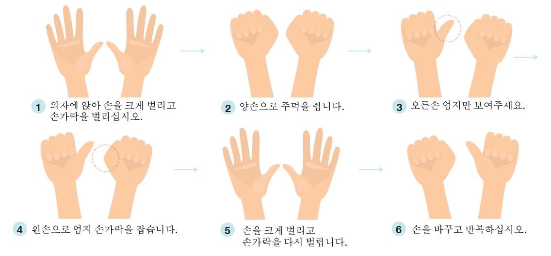 손가락 운동