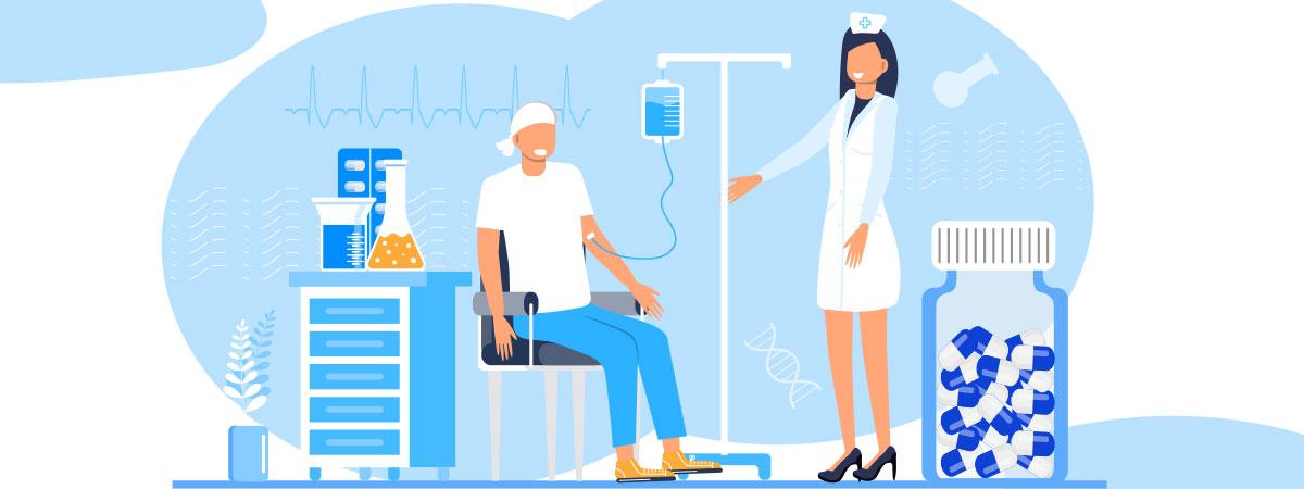 化学療法の副作用を管理する方法